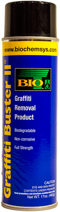 Graffiti Buster II - BioChem Systems, Safe Solvents