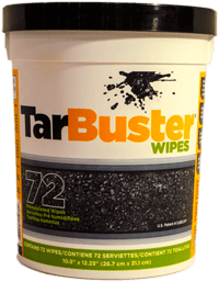 TarBuster Wipes - 72 - BioChem Systems, Safe Solvents